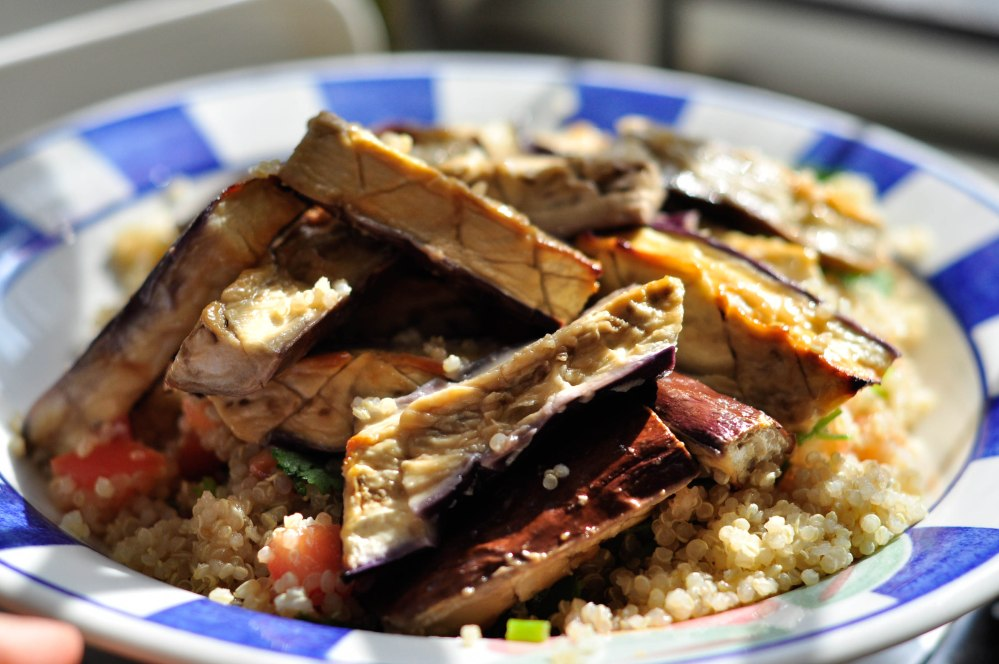 Eggplant quinoa salad (7 of 7)