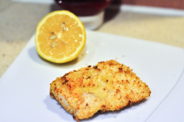 Air fried fish without the chips and oil kitchenmess for Air fryer fish
