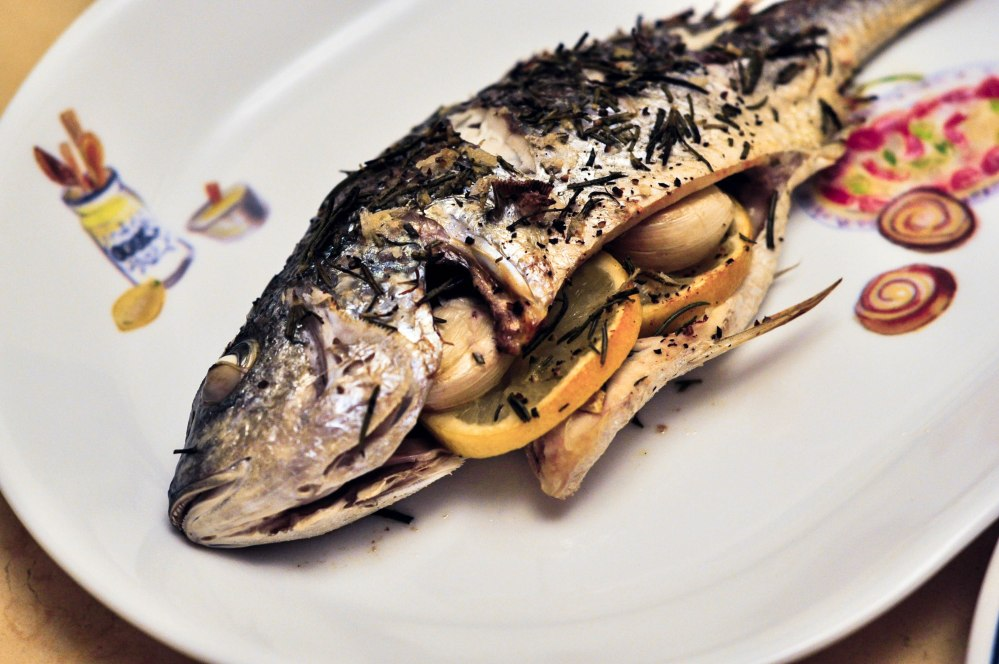 Baked Barramundi with Rosemary and Lemon (3 of 3)