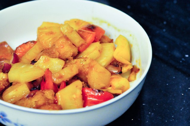 Sweet and Sour Fish (9 of 12)