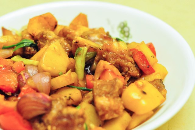 Sweet and Sour Pork (Air Fryer version) (23 of 24)