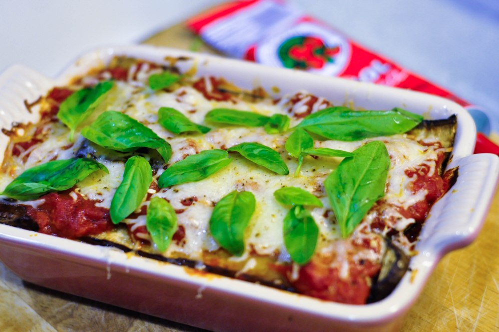 Eggplant Parmesan Bake (4 of 24)