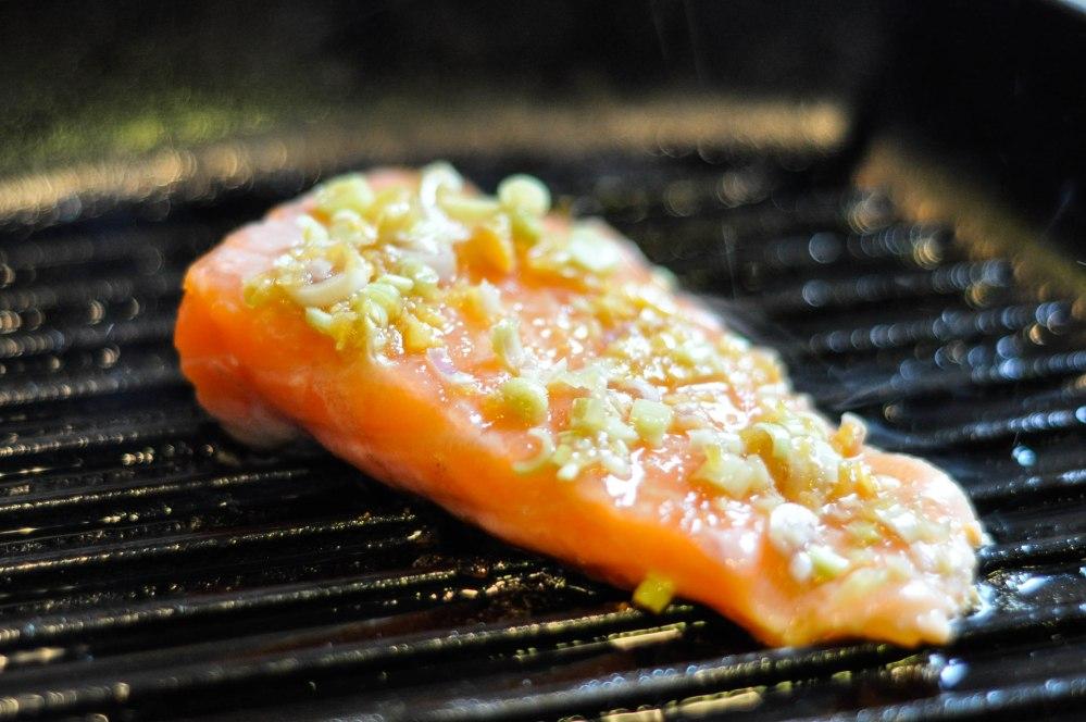 Pan-seared Lemongrass Garlic Salmon (12 of 15)