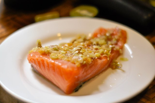 Pan-seared Lemongrass Garlic Salmon (13 of 15)