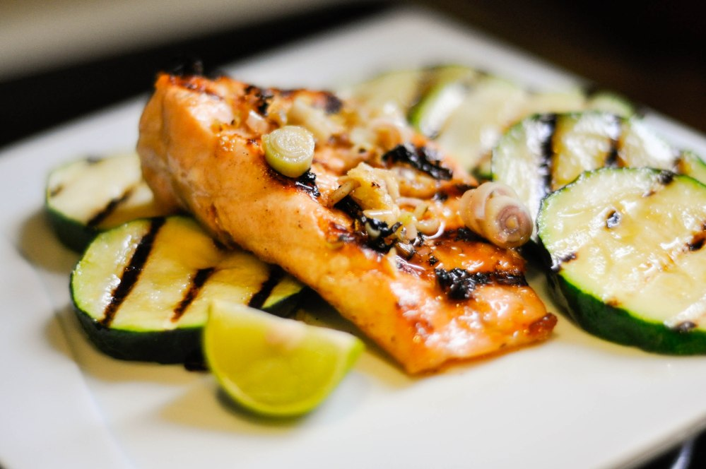 Pan-seared Lemongrass Garlic Salmon (9 of 15)