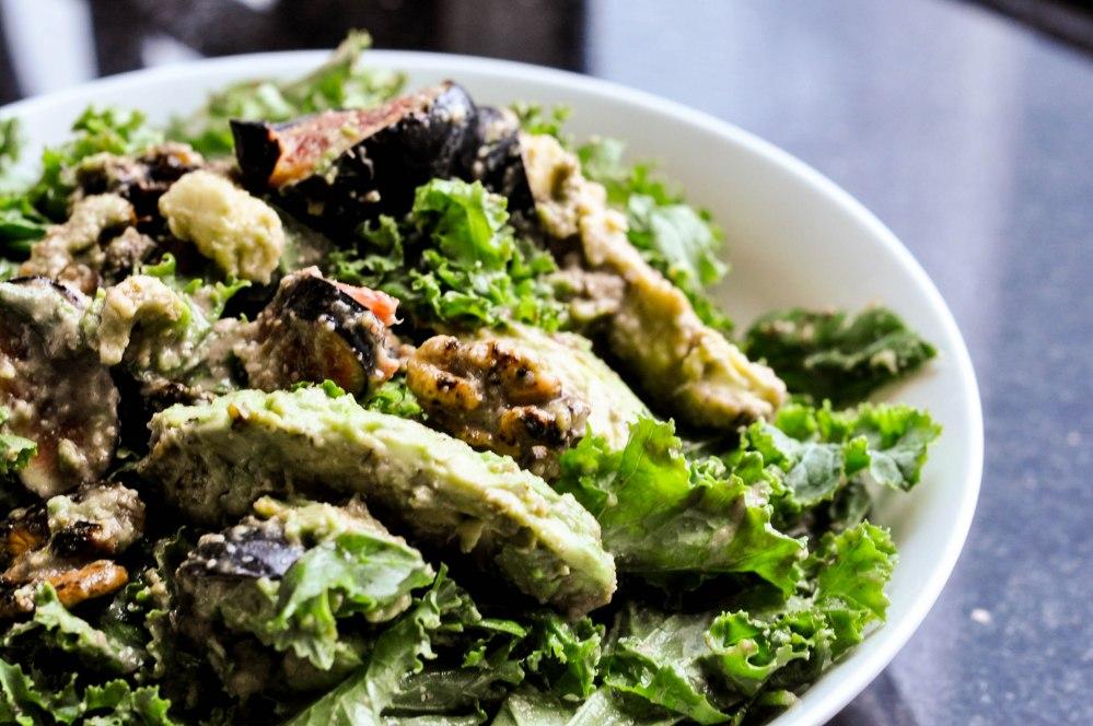 Tahini dressed kale salad (1 of 27)