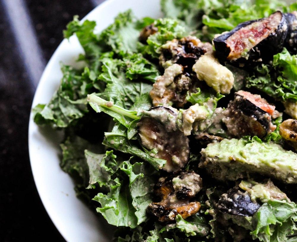 Tahini dressed kale salad (2 of 27)