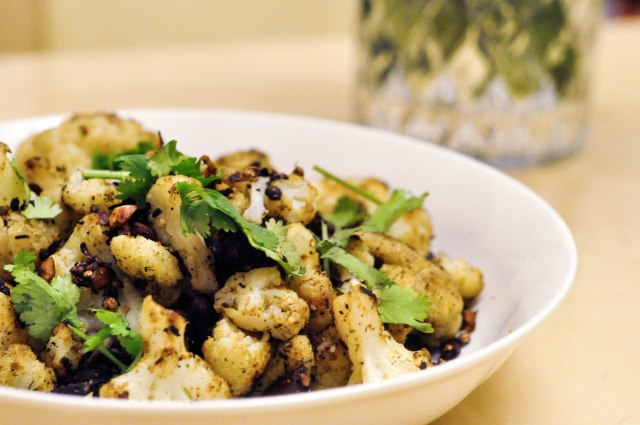 Roasted Spiced Cauliflower with Dates (1 of 19)