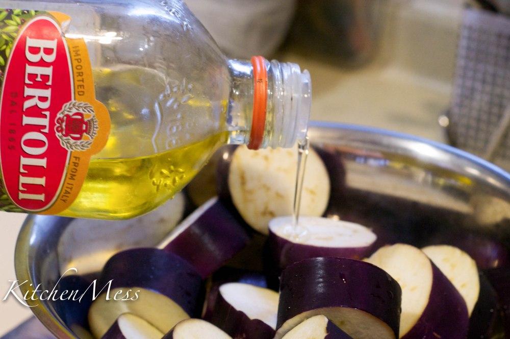 Aubergines with Black Garlic Sauce (24 of 25)