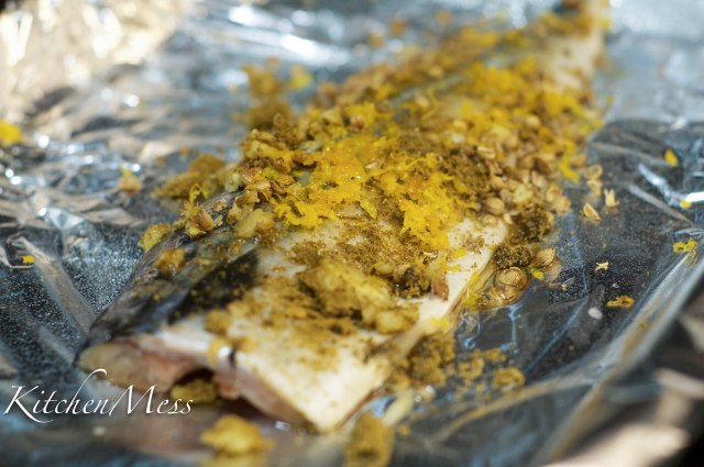 Citrus baked mackerel with couscous (3 of 17)