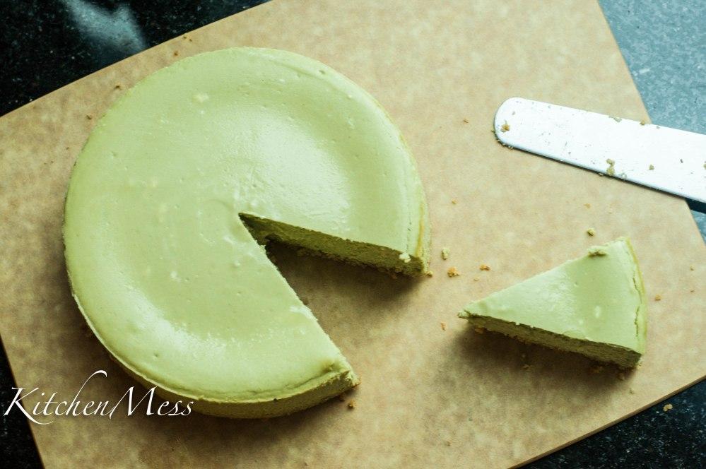 Green Tea Cheescake (2 of 13)
