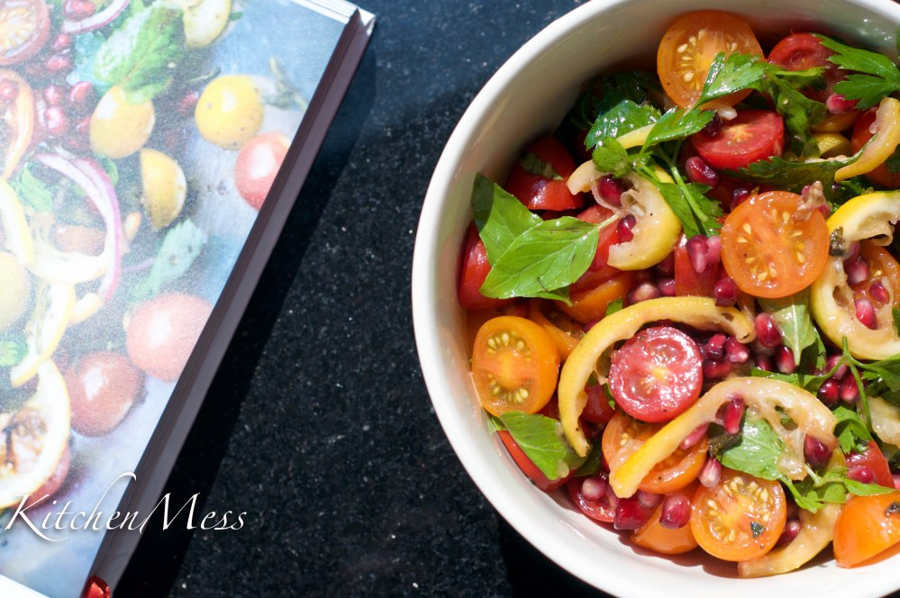 Roasted Candied Lemon With Mixed Tomato Salad (8 of 32)
