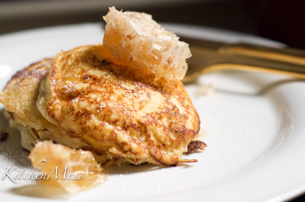 Ricotta Hotcakes with Honeycomb (1 of 50)