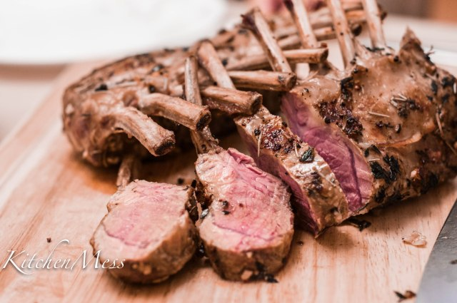 Roast Rosemary and Garlic Rack of Lamb (1 of 13)