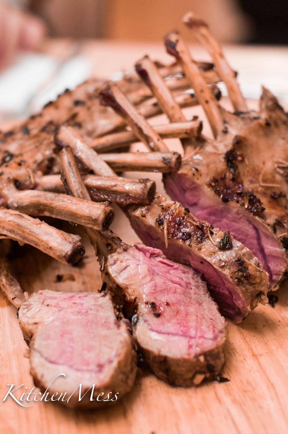 Roast Rosemary and Garlic Rack of Lamb (10 of 13)