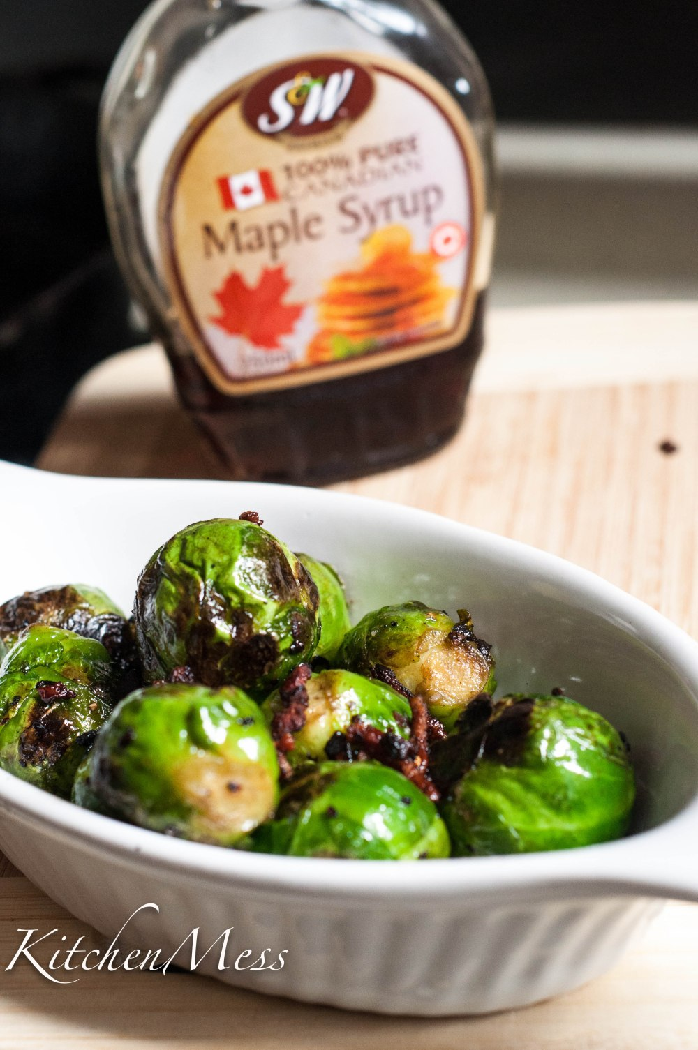 Maple Brussel Spouts with Pancetta (5 of 19)