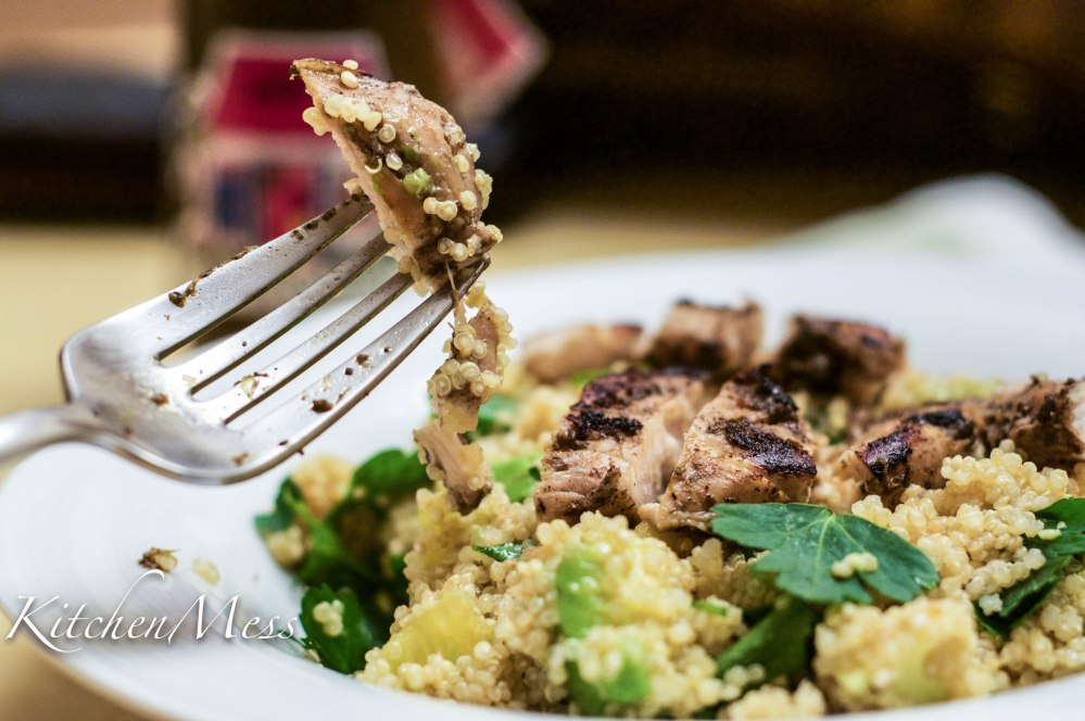 Jerk Chicken Citrus Quinoa Salad (1 of 21)
