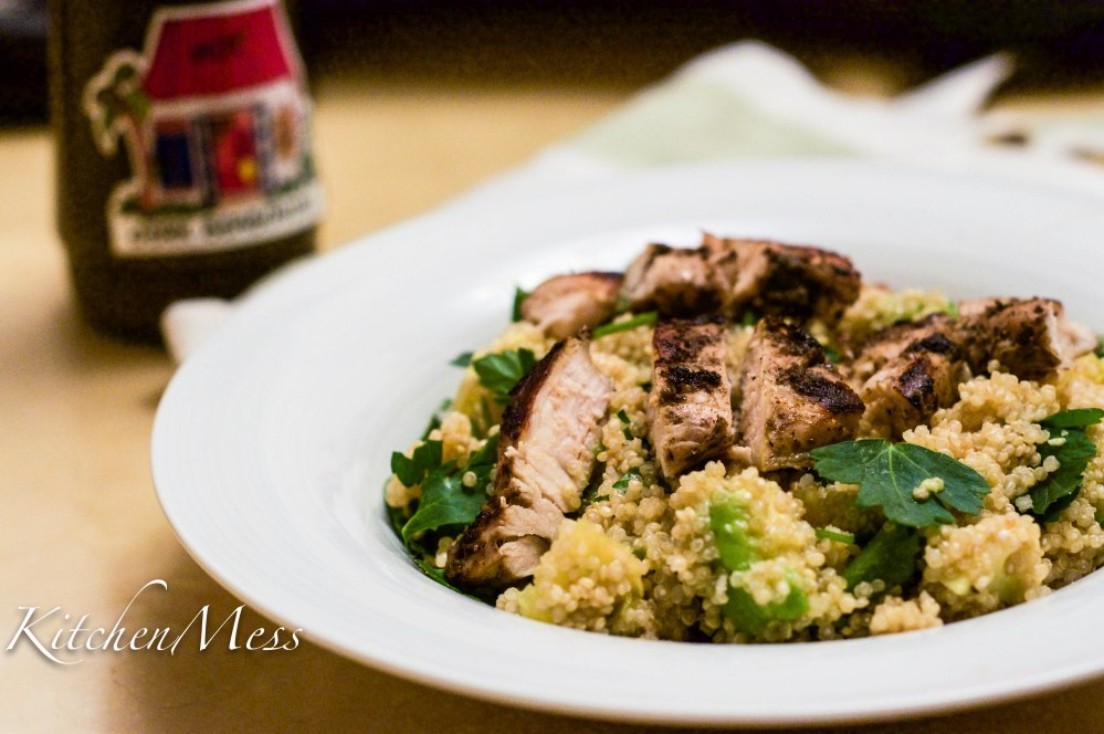 Jerk Chicken Citrus Quinoa Salad (4 of 21)