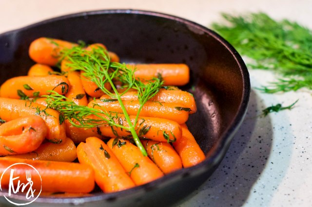 Maple Glazed Baby Carrots (5 of 9)