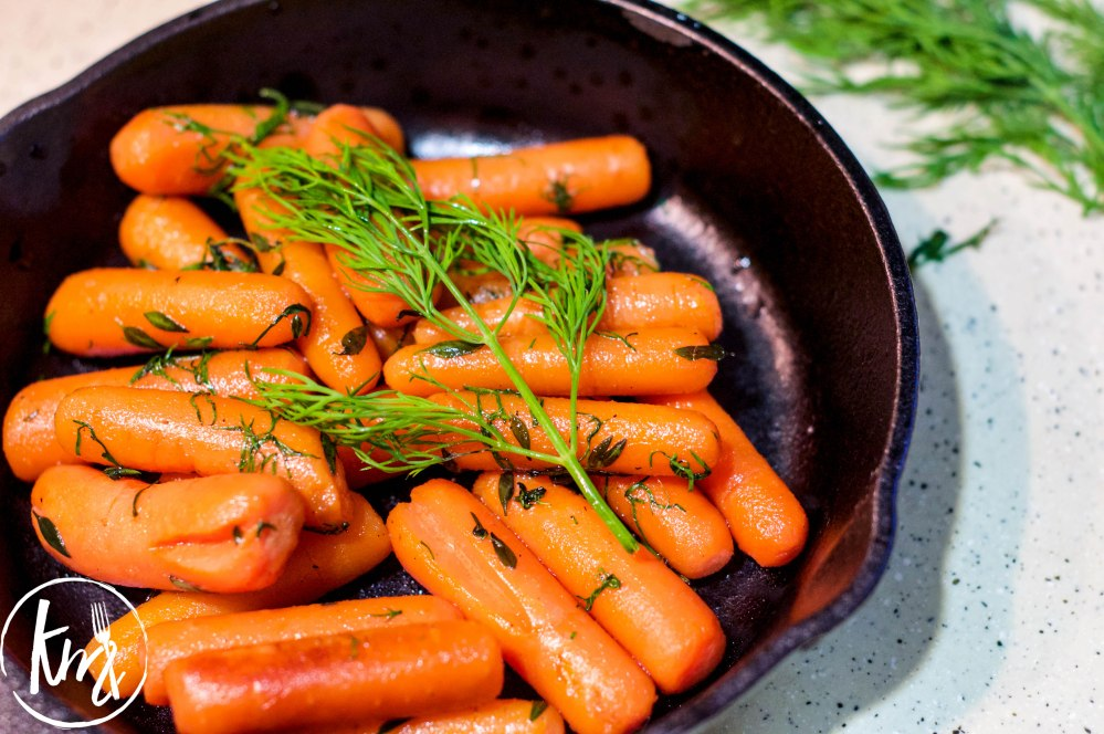 Maple Glazed Baby Carrots (6 of 9)