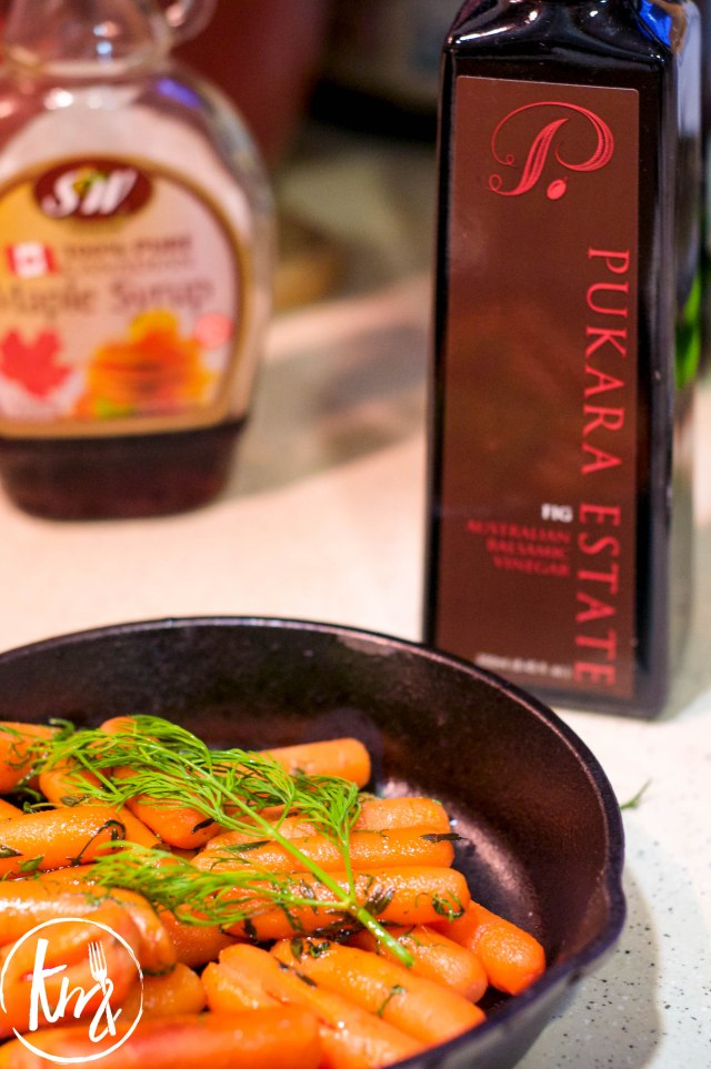 Maple Glazed Baby Carrots (8 of 9)