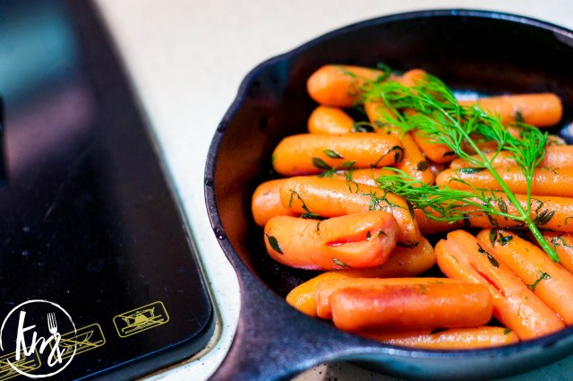Maple Glazed Baby Carrots (9 of 9)